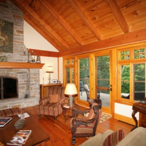 photo of Lepage Millwork's windows and door