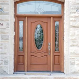 photo of Lepage entrance door