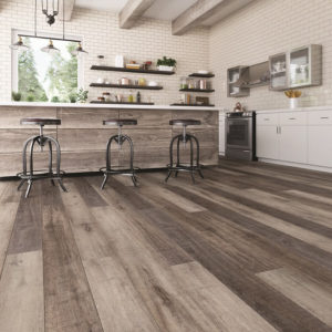 photo of vinyl flooring