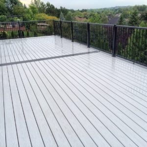 photo of Endeck PVC Decking with Century Railing