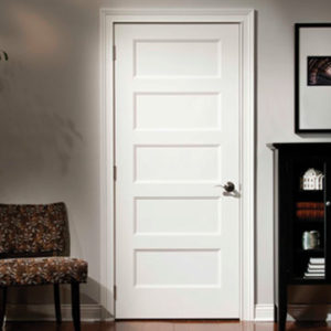 photo of 5 panel door