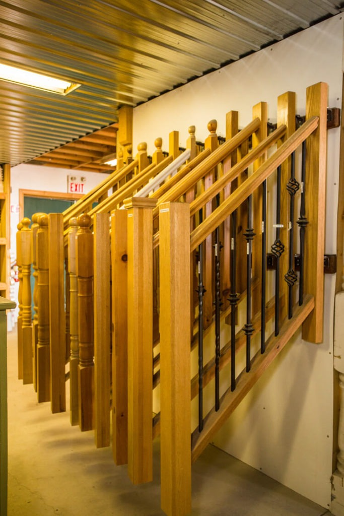 Stair Components Monaghan Lumber Specialties