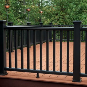 photo of Trex Decking & Handrail