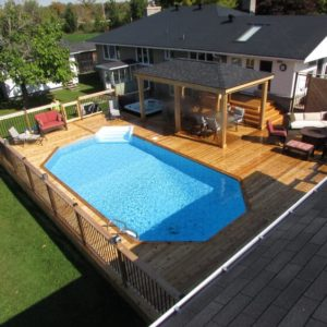photo of Red Cedar Deck
