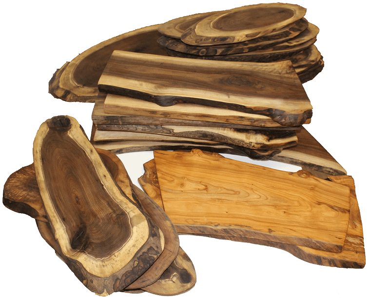 Charcuterie Boards And Serving Trays Kiln Dried Sanded