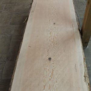 photo of live edge Douglas Fir Slabs (sanded)