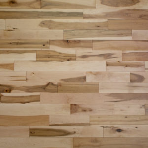 photo of natural maple flooring