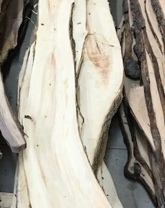 photo of 4/4 dressed Live Edge Box Elder KD