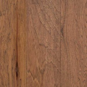 photo of Hand scraped Hickory Flooring - Bronze