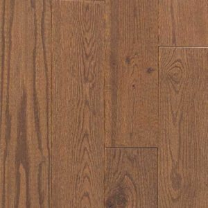photo of R. Oak Cappucinno flooring